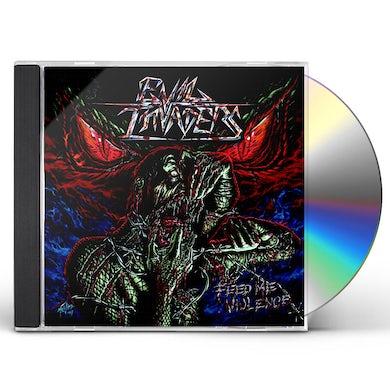 FEED ME VIOLENCE CD