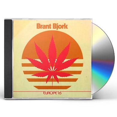 Brant Bjork EUROPE 16 CD