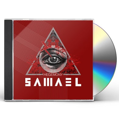 Samael HEGEMONY CD