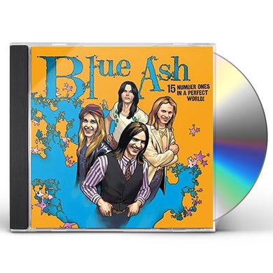Blue Ash 15 NUMBER ONES IN A PERFECT WORLD CD