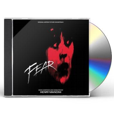 Henry Mancini FEAR / Original Soundtrack CD