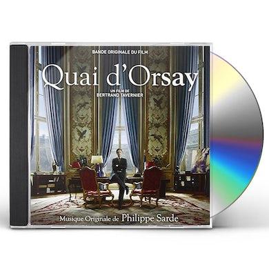Philippe Sarde QUAI D ORSAY / Original Soundtrack CD