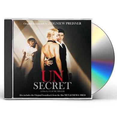 Zbigniew Preisner UN SECRET / Original Soundtrack CD