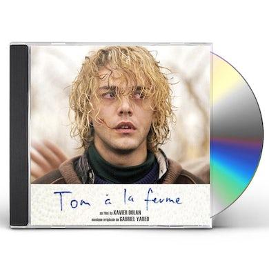 Gabriel Yared TOM A LA FERME / Original Soundtrack CD