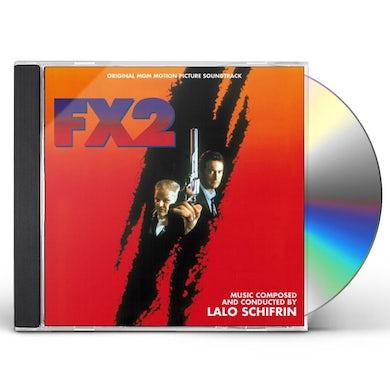 Lalo Schifrin FX2 / Original Soundtrack CD
