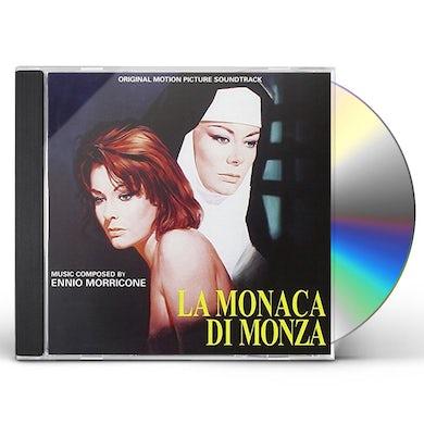 Ennio Morricone LA RELIGIEUSE DE MONZA ET LA CALIFF / Original Soundtrack CD