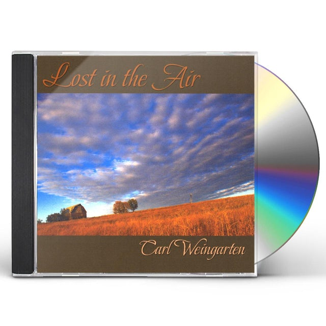Carl Weingarten LOST IN THE AIR CD