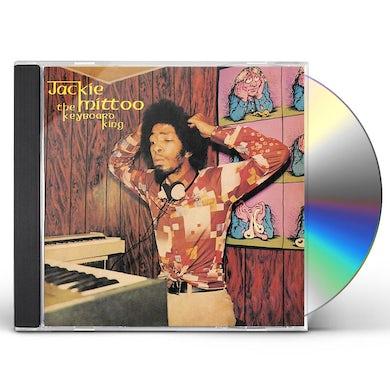 Jackie Mittoo KEYBOARD KING CD