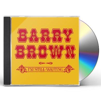 Barry Brown I'M STILL WAITING CD