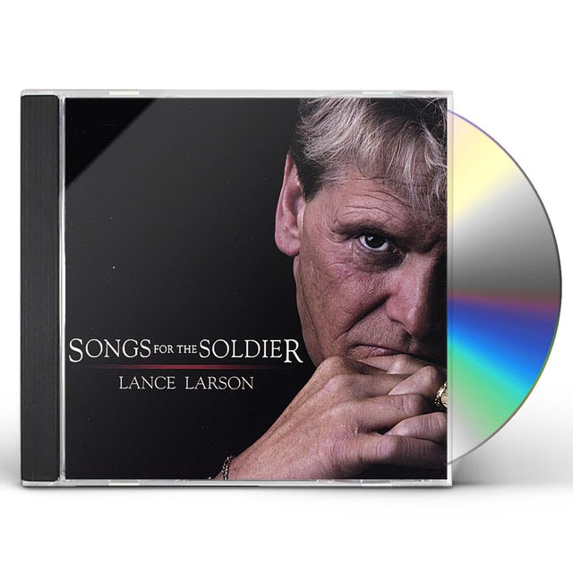 Lance Larson SONGS FOR THE SOLDIER CD