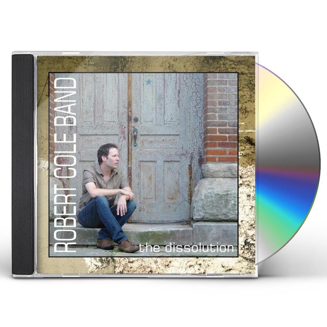 Robert Cole Band DISSOLUTION CD