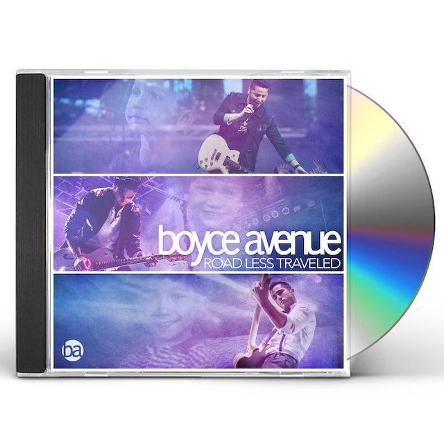 Boyce Avenue ROAD LESS TRAVELLED CD