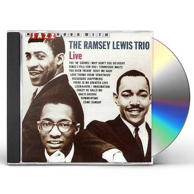 Ramsey Lewis LIVE CD
