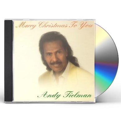 Andy Tielman MERRY CHRISTMAS TO YOU CD