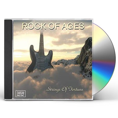 Rock Of Ages STRINGS OF FORTUNE CD