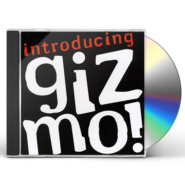 INTRODUCING GIZMO CD