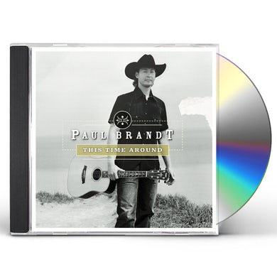 Paul Brandt THE TIME AROUND CD