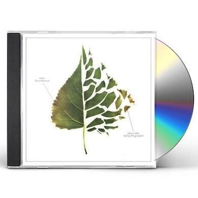 Decomposure TAKING THINGS APART CD