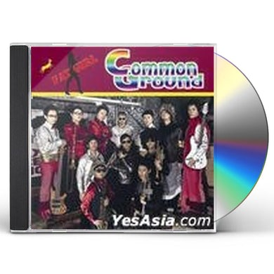 Common Ground FAT GIRL CD