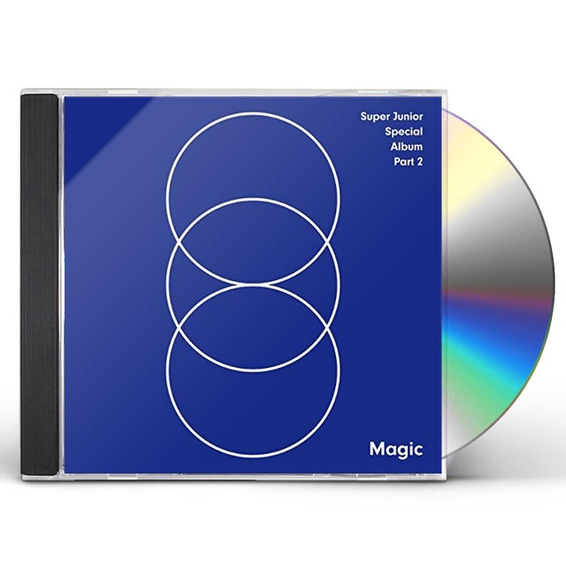 Super Junior MAGIC CD