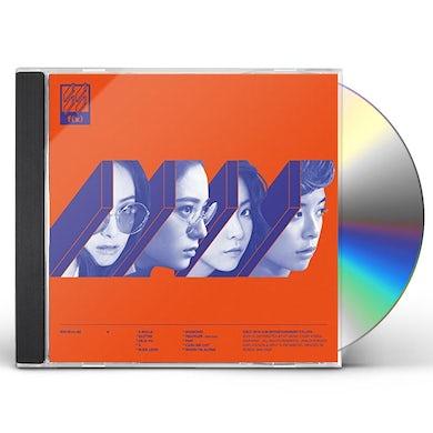 f(x) 4 WALLS (VOL.4) CD