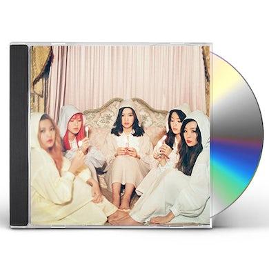 Red Velvet VELVET EP CD