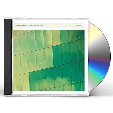Marsen Jules ENDLESS CHANGE OF COLOUR CD