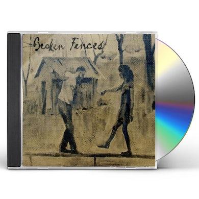 Broken Fences CD