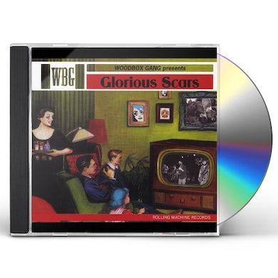 Woodbox Gang GLORIOUS SCARS CD