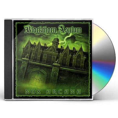Nox Arcana BLACKTHORN ASYLUM CD