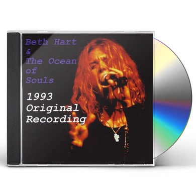 BETH HART AND THE OCEAN OF SOULS 1993 CD