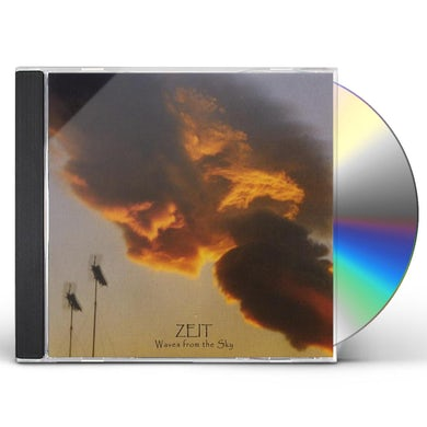 Zeit WAVES FROM THE SKY CD