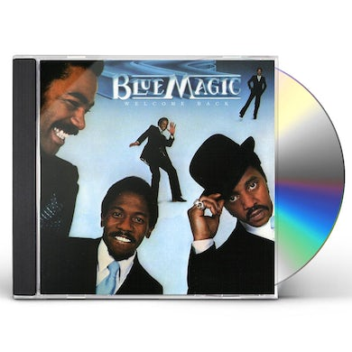 Blue Magic WELCOME BACK (REMASTERED EDITION) CD