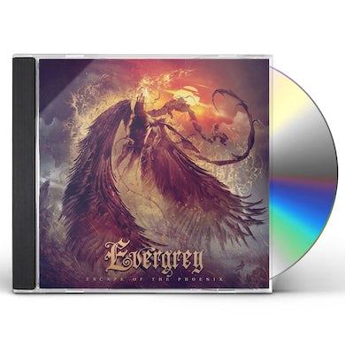 Evergrey ESCAPE OF THE PHOENIX CD