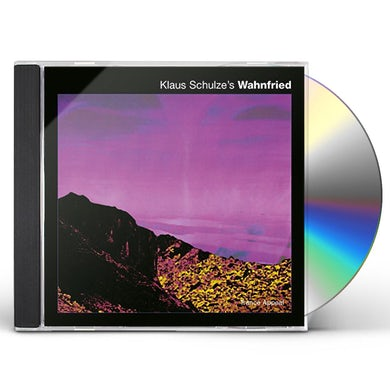 Klaus Schulze WAHNFRIED: TRANCE APPEAL CD