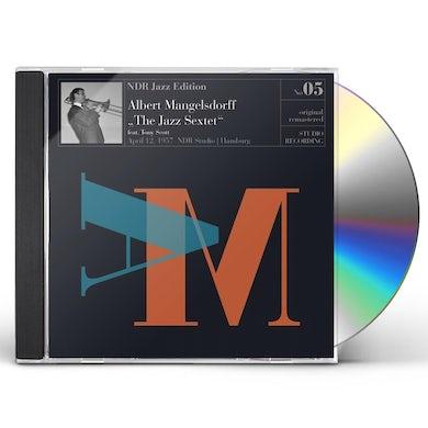 Albert Mangelsdorff JAZZ- SEXTETT CD