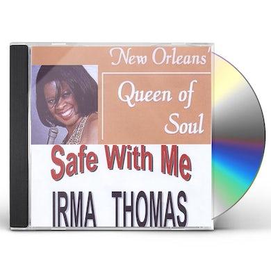 Irma Thomas SAFE WITH ME CD