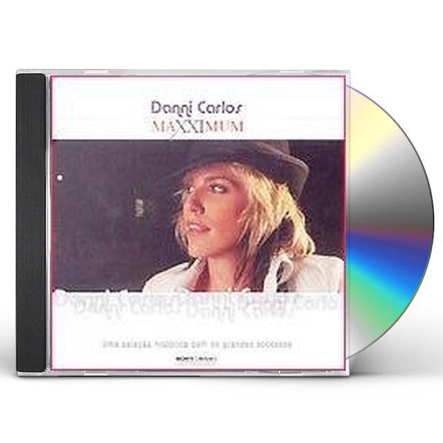 Danni Carlos MAXXIMUM CD