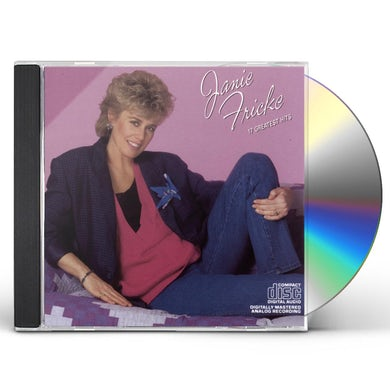 Janie Fricke 17 GREATEST HITS CD