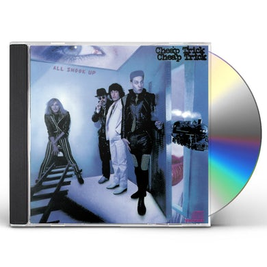 Cheap Trick ALL SHOOK UP CD