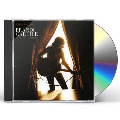 Brandi Carlile  GIVE UP THE GHOST CD