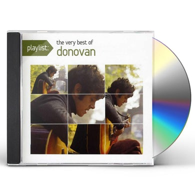 PLAYLIST: THE VERY BEST OF DONOVAN CD