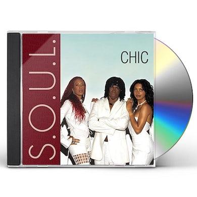Chic SOUL CD