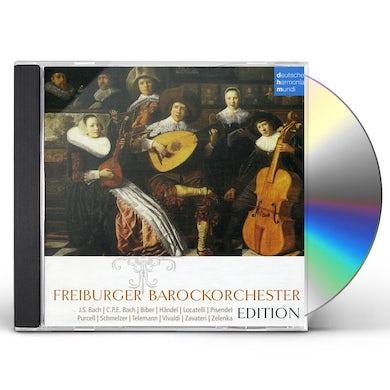 FREIBURGER BAROCKORCHESTER EDITION CD
