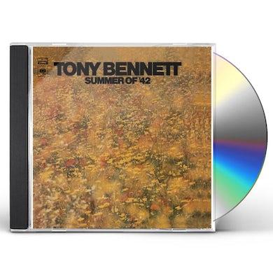 Tony Bennett SUMMER OF 42 CD