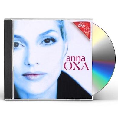 Anna Oxa UN ORA CON CD