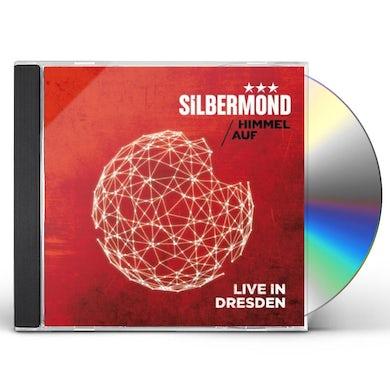 Silbermond HIMMEL AUF-LIVE IN DRESDE CD