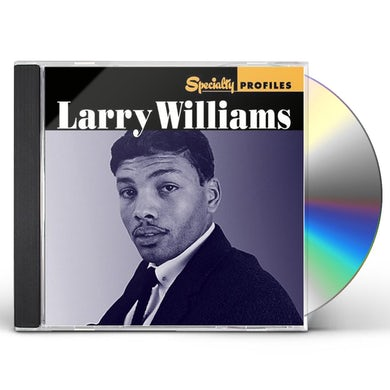 Larry Williams SPECIALTY PROFILES CD