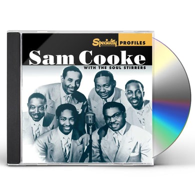Sam Cooke SPECIALTY PROFILES CD