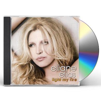 Eliane Elias LIGHT MY FIRE CD